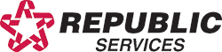 Republic Services logo transp
